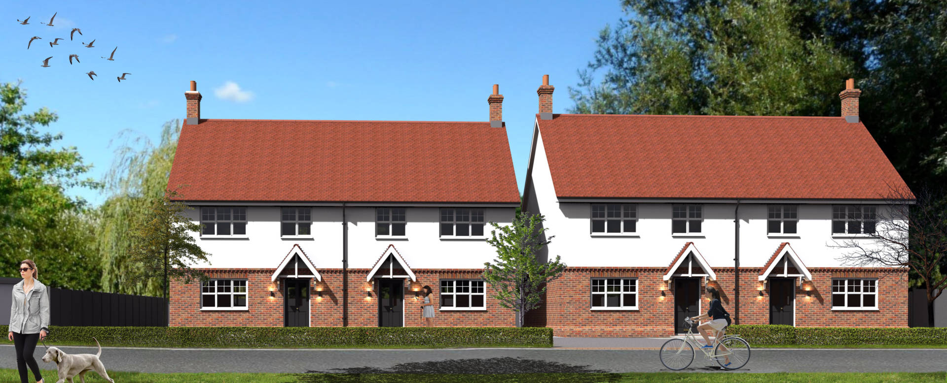 Coming Soon - New Build Family Homes in Shepherdswell